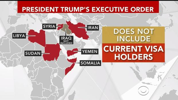 What States Joined Travel Ban