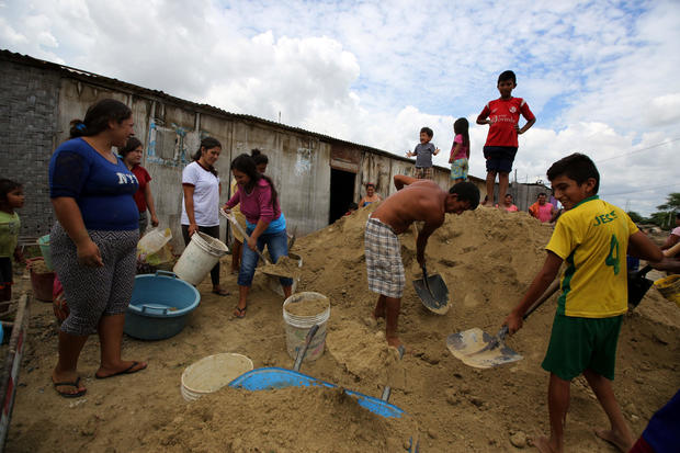 Deadly Peru floods and mudslides