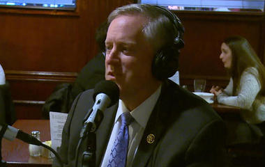 Rep. Mark Meadows: We've got to keep up with Trump