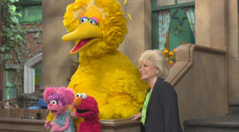 "60 Minutes goes to ""Sesame Street"""