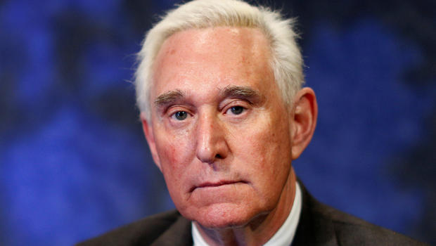 Roger Stone calls allegations of his connection to Russia 'McCarthyism'