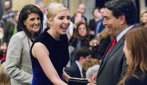 Ivanka Trump gets West Wing office