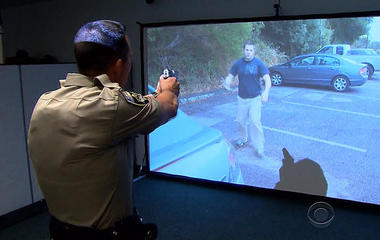 Police using virtual reality to train for emotionally distressed encounters
