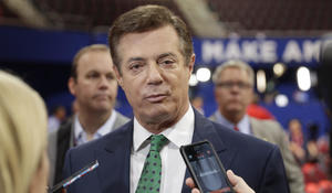 Trump team downplaying report Paul Manafort was paid $10M to help Putin