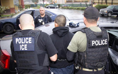 California Latinos, fearful of ICE agents, slow the reporting of crimes