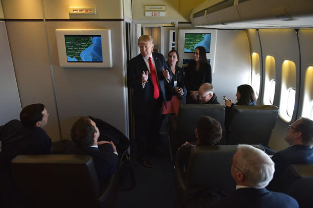 Welcome Aboard Trump S Air Force One A Photo Tour Of Air