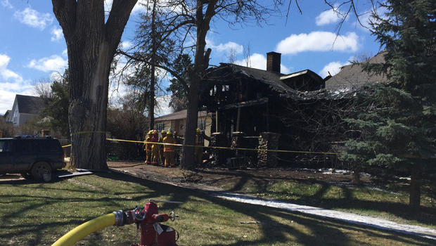 5 children killed in western South Dakota house fire