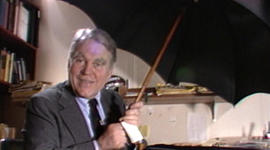 April showers bring Andy Rooney's frustration