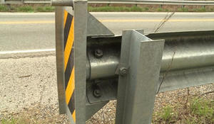 Controversial type of guardrail at center of new lawsuits