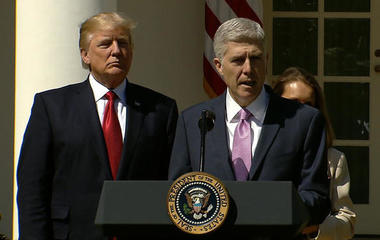 How Justice Neil Gorsuch changes the Supreme Court