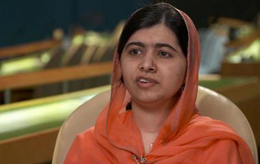 """Malala Yousafzai was """"deeply hurt"""" by Trump's travel ban"""