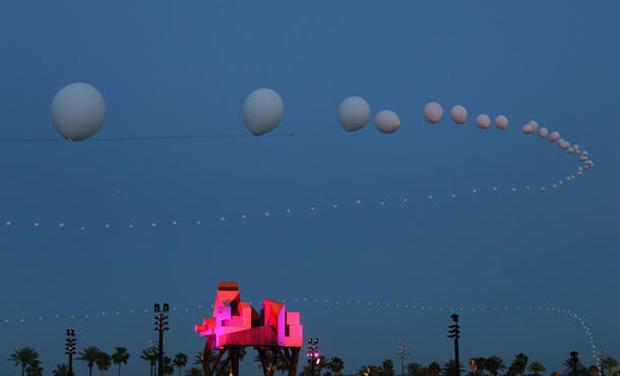 Scenes from Coachella 2017