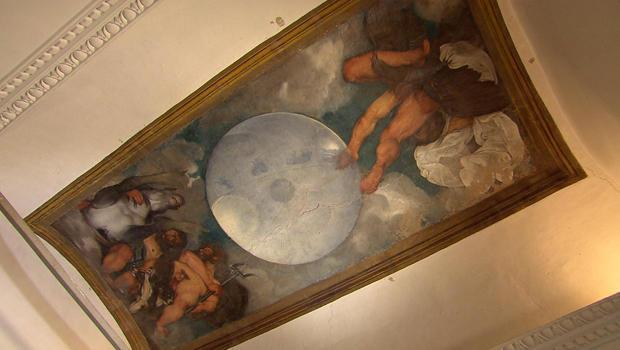 卡拉瓦乔天花板,别墅极光620.jpg