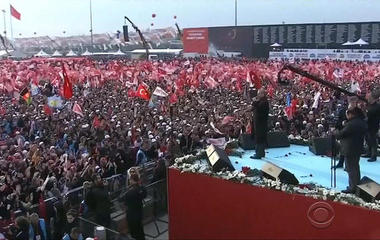 Referendum passes to give Turkey's president more power