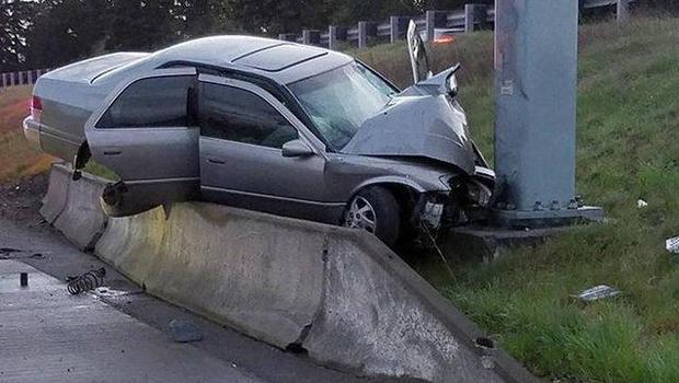 Will Smith Dead In Car Crash