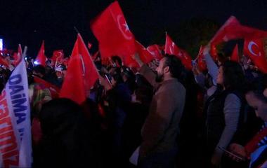Turkish leader lauds vote in favor of increasing his power