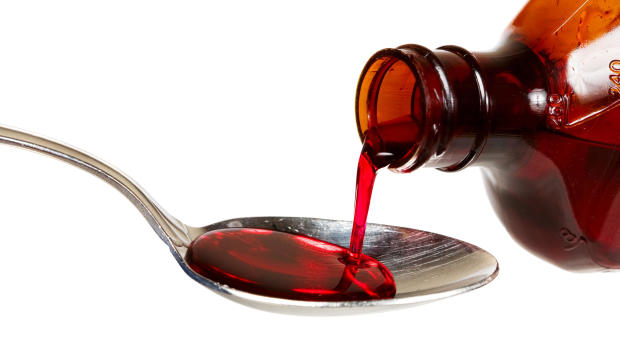 U.S.  tightens codeine use