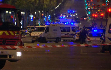 Paris gunman known to police before deadly attack