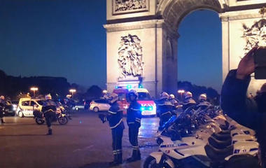 Trump: Paris terror attack will impact French election