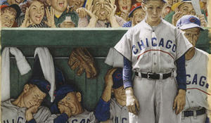 Scott Simon on baseball and the power of art