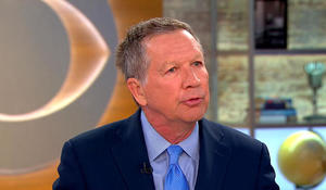 "Ohio Gov. John Kasich on ""Two Paths,"" 2016 race and unity"
