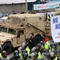 Protests as U.S. anti-missile system aimed at N. Korea installed