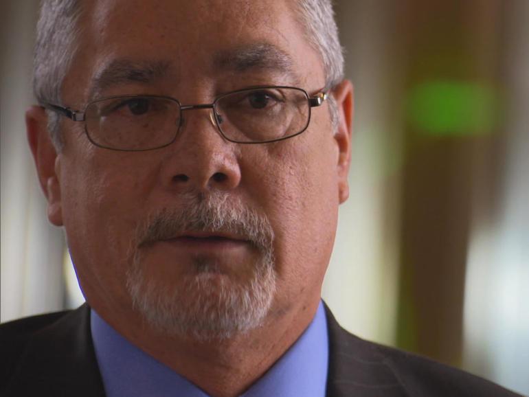 NCIS Investigator Dennis Santos