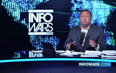 Chobani sues Infowars' Alex Jones over dramatic claims