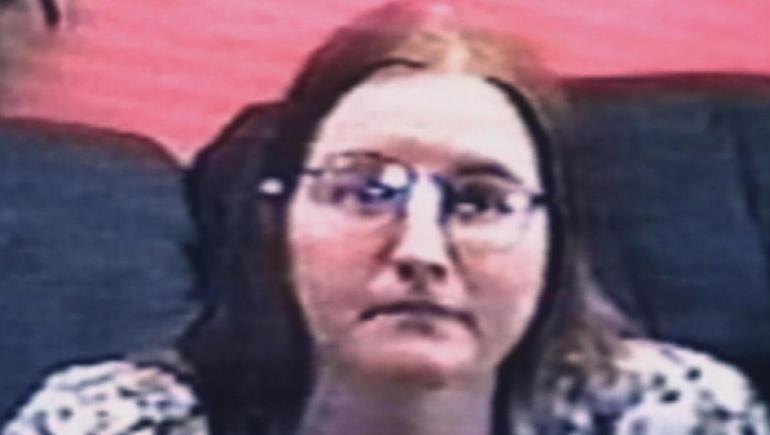 Elise Makdessi as seen on the videotape