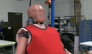 Crash test dummies may get heavier to protect heavier Americans