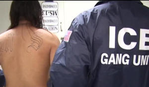 New York, federal officials declare war on street gang MS-13