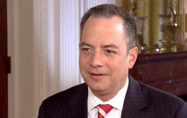 Chief of Staff Reince Priebus on Trump's prospects beyond 100 days