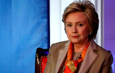 """Clinton: """"I was on the way to winning"""""""