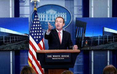 "Trump: U.S. government needs a ""good shutdown"""