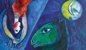 How music influenced the art of Marc Chagall