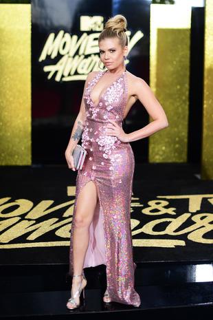 2017 MTV Movie & TV Awards red carpet