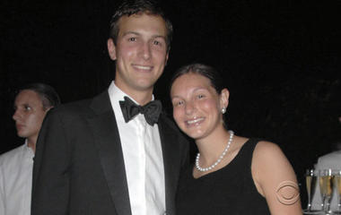 Jared Kushner's sister highlights family ties in pitch to Chinese investors
