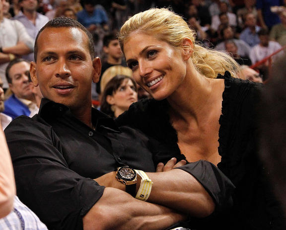 The many loves of Alex Rodriguez