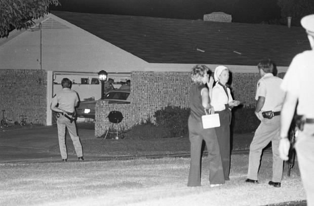 Cullen Davis case: Mansion murders crime scene photos