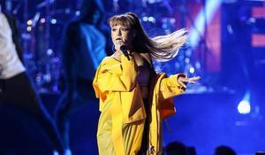 Ariana Grande shares grief after terror attack at U.K. concert