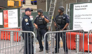 Police across U.S. on heightened alert following Manchester attack