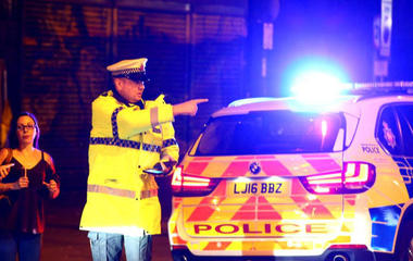 """Witnesses heard """"huge bang"""" near Manchester Arena stage"""