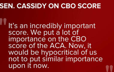 What to expect from the CBO score of the American Health Care Act