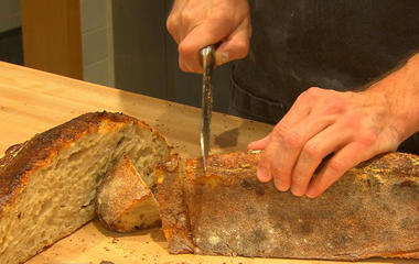 Baker aims to make bread some-more healthful with freshly-milled flour