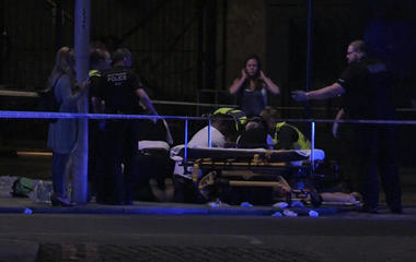Police looking for accomplices in London terror attack