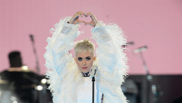 Katy Perry finally reveals why she looks SO MISERABLE in