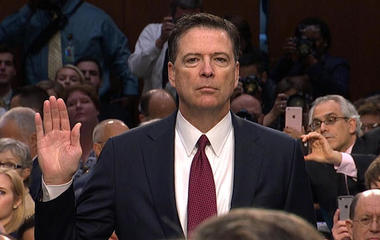 James Comey's opening remarks