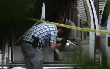 Investigators seek clues into Alexandria shooter's motive