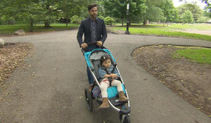 Daddy's home: Millennial fathers amp up parenting