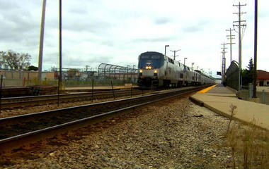 U.S. railways work to refurbish aging infrastructure